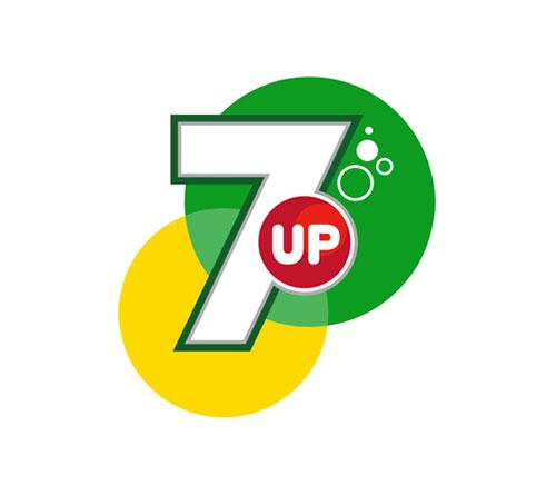 七喜商标设计演变史
