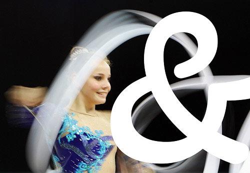 里约2016年奥运会字体设计
