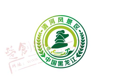 清河风景区原始森林公园商标设计项目